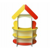 "Children wall unit ""Shop"""