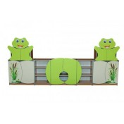 "Children wall unit ""Frog"""