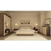 Кровать спальная/ Комплект в номер