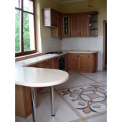 Kitchen 70002 classic made of natural wood