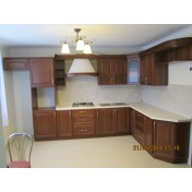 Kitchen 69983 classic made of natural wood