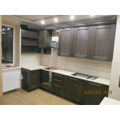 Kitchen 79985 - facades made of MDF laminated