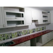 Kitchen 79983 - facades made of MDF laminated