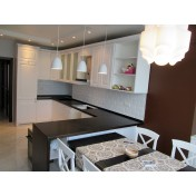 Kitchen 79981 - facades made of MDF laminated