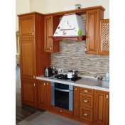 kitchen 79993 - MDF Rama (Poland), alder patina color