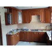 Kitchen 79987 - facades of MDF laminated