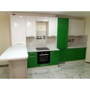 Kitchen 89937 - facades from painted MDF