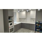 Kitchen 89932 - facades of painted MDF