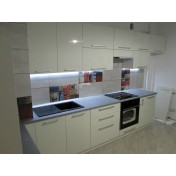 Kitchen 89951 - facades of painted MDF
