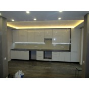 Kitchen 89949 - facades of painted MDF