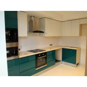 Kitchen 89946 - facades of painted MDF