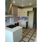 Kitchen 89945 - facades of painted MDF