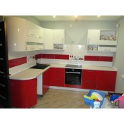 Kitchen 89943 - facades of painted MDF