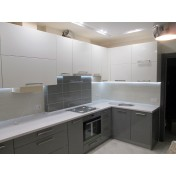 Kitchen 89942 - facades of painted MDF
