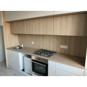 Kitchen 89935 - facades from painted MDF