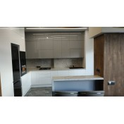 Kitchen 89927 - facade of painted MDF