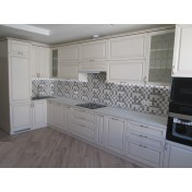 Kitchen 89929 - facades of painted MDF