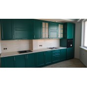 Kitchen 89930 - facades of painted MDF