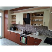 Kitchen 89928 - facades of painted MDF