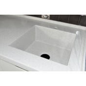 washbasin in artificial stone